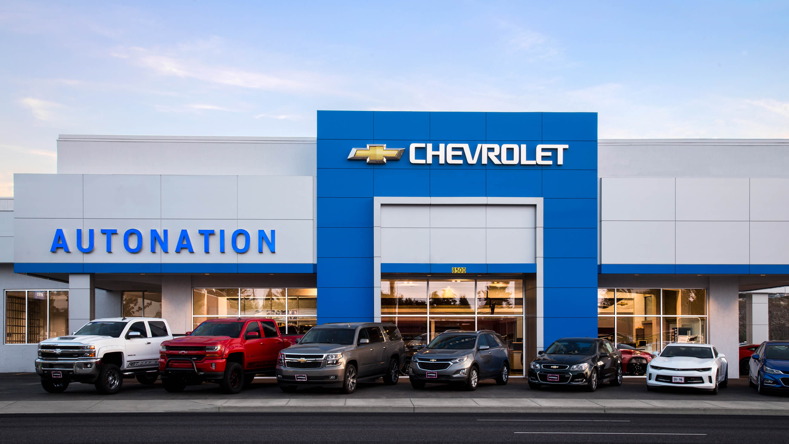 Commercial Appleway Chevy